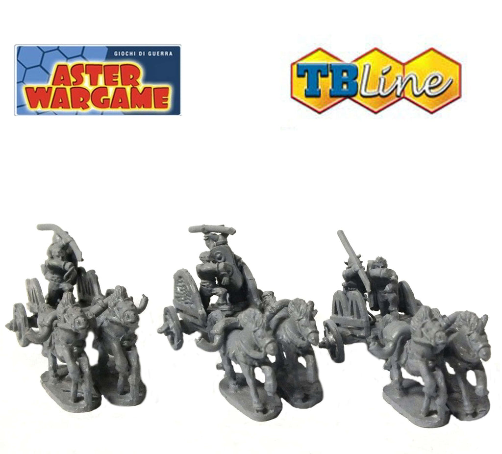 TB LINE 4200 - Celtic Chariots - 10mm