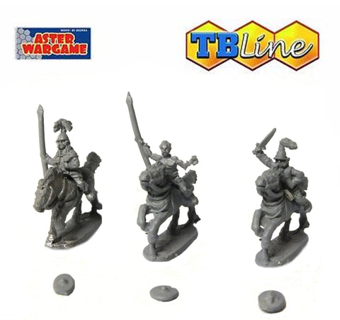 10mm Celtic Cavalry TB LINE 4199