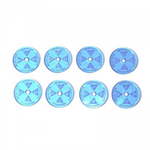 4GROUND - Blue Objective Marker 1-8 - MG-TAM-108B