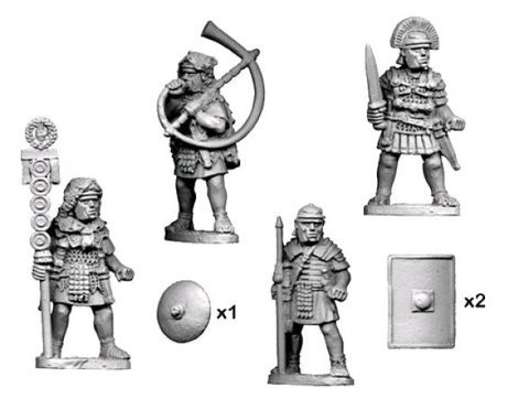 Ancients RFA032 - Early Imperial Roman Legionary Command