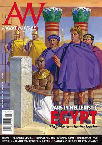 Ancient Warfare Vol X, issue 2 - Wars in Hellenistic Egypt