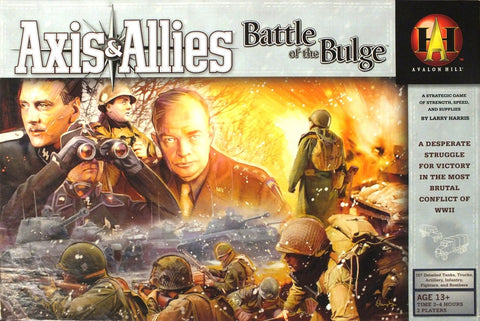 Boardgame - Axis & Allies Battle of the Bulge (Avalon Hill)