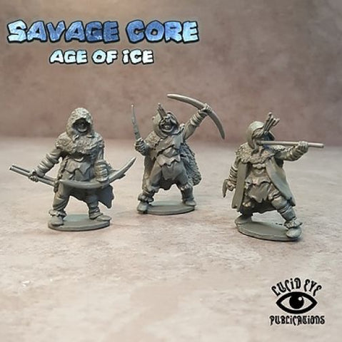 Age of Ice Amazons 2 - 28mm