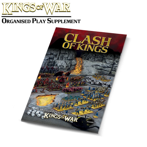Mantic - Clash of Kings - An Organised Play Supplement - MGKW11