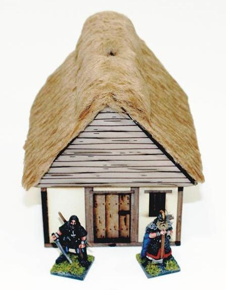 4GROUND - Anglo Danish Hovel - 28mm - 28S-DAR-104