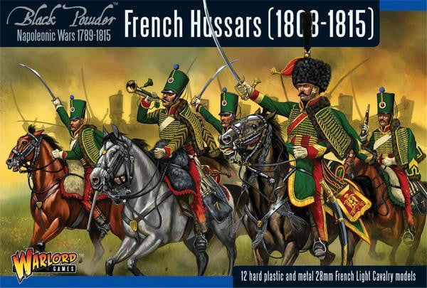 Warlord Games - Black Powder - French Hussars (1808-1815) - 28mm
