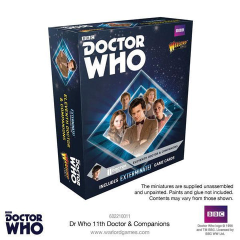 11th Doctor & Companions - 602210011