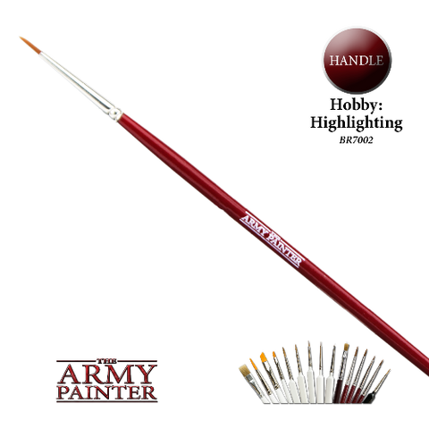 Army Painter - BR7002 - Highlighting Brush (12)