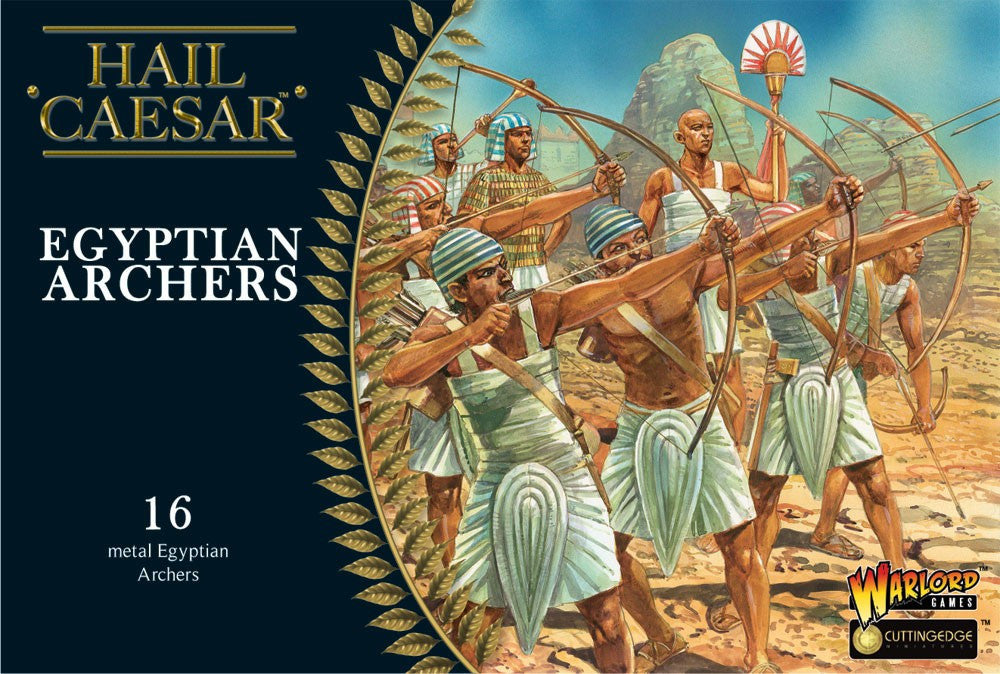 Warlord Games - Hail Caesar WGH-CEM-06 - Egyptian archers - 28mm