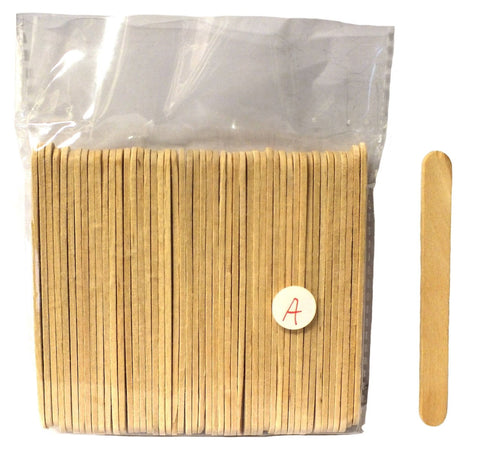 Bricolage - Wooden sticks - Type A (50 pz.)