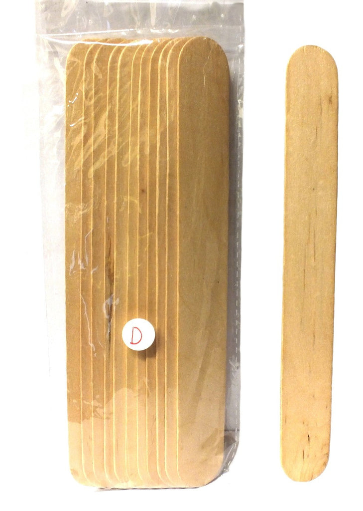Bricolage - Wooden sticks - Type D (12 pz.)