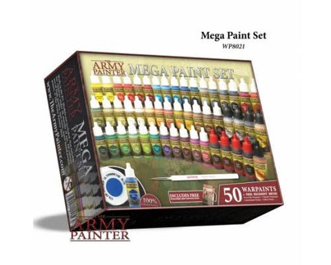 Army Painter - WP8021 - Mega Paint Set