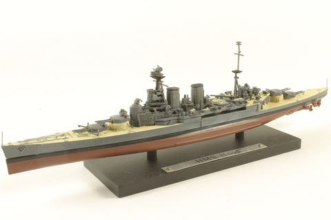 Atlas Editions Warships 7134-104 - HMS Hood - 1:1250