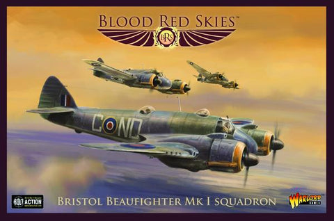 Blood Red Skies - Bristol Beaufighter squadron - WG772212001