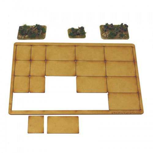 4GROUND - FOW Bases Med/Small - FB-FWS