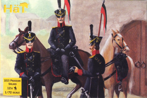 Hat - 8005 - 1815 Prussian Uhlans - 1:72
