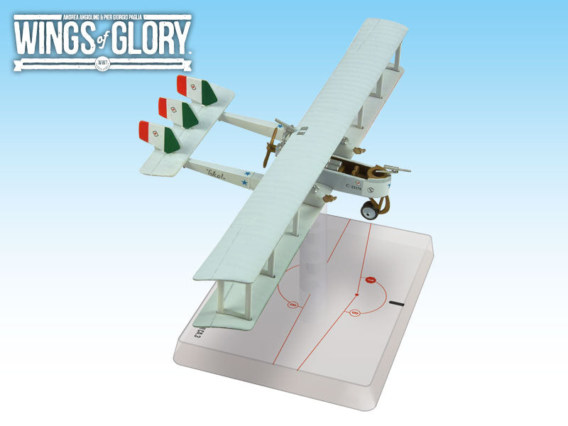 Wings of Glory - Caproni CA.3 (Buttini) WWI