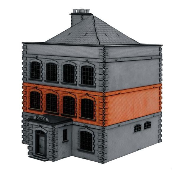4GROUND - White chapel to bakers street Police station (Victorian period) add-on - 28mm