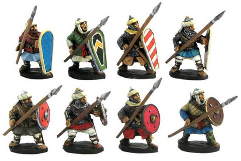 Mirliton Knights of second tier 01-15mm