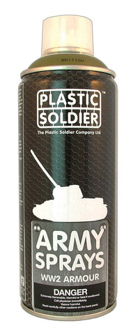 Plastic soldier - British - 400ml