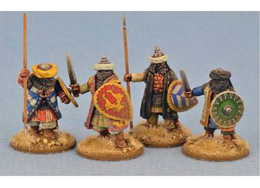 Gripping Beast SMF05 - SAGA - Mutatawwi'a Chosen (hearthguard) on foot - 28mm