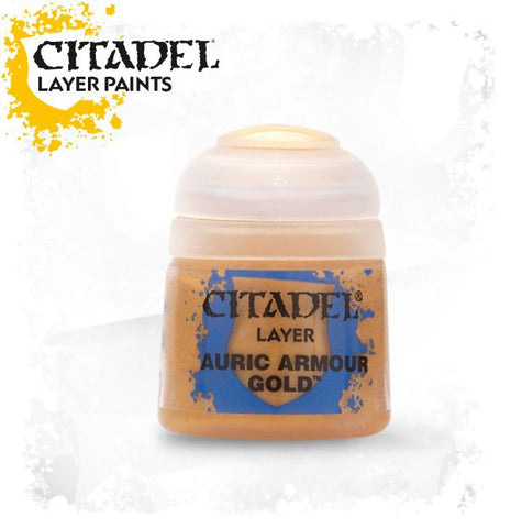 Citadel - Auric Armour Gold 12ml