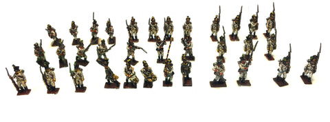 AB Figures - German Army (Napoleonic Wars) - 15mm
