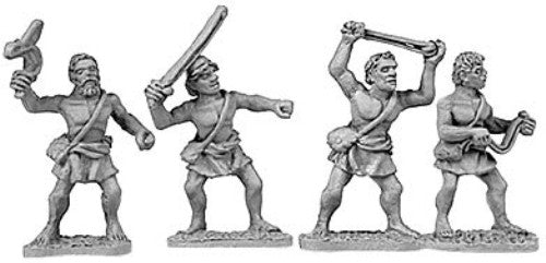 Xyston - Greek Slingers - 15mm - ANC20011