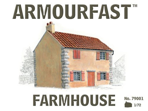 Armourfast - Farmhouse - 1:72