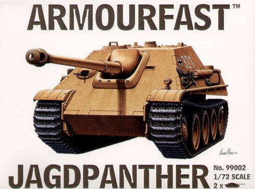 Armourfast - Jagdpanther - 1:72