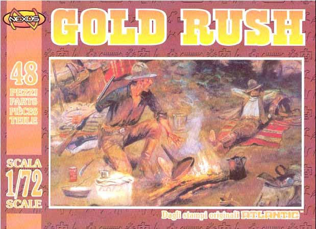 Atlantic (Nexus) - Gold Rush - 1:72