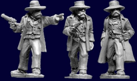 Artizan - Lawmen II - The Earps - 28mm