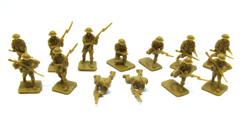 Airfix - 8th Army (WWII) - SET01709 - 1:72