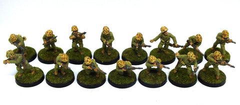 American marines (WWII) - 28mm