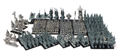 Warmaster - Araby Army - 10mm