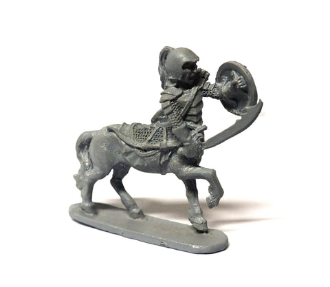 Armored centaur with sword and shield - 25mm