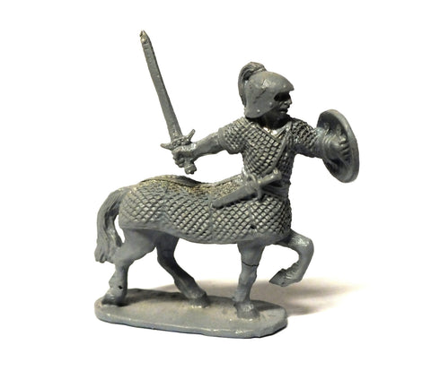 Armored centaur with sword and shield 2 - 25mm