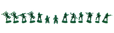Atlantic - Commandos San Marco - SET117 - 1:72