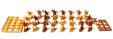 Atlantic - German Africa korps (WWII) - SET88 - 1:72