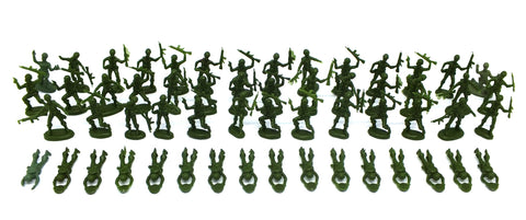 Atlantic - Infantry - SET104 - 1:72