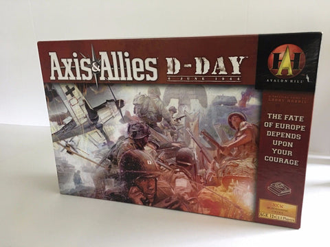 Boardgame - Avalon Hill - Axis & Allies - D-Day 6 june 1944