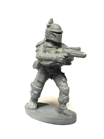 Star Wars - Boba fett (West End Game) Bounty Hunters - 25mm - SW21