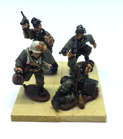 Bolt Action - German Command Type 1 (WWII) - 28mm