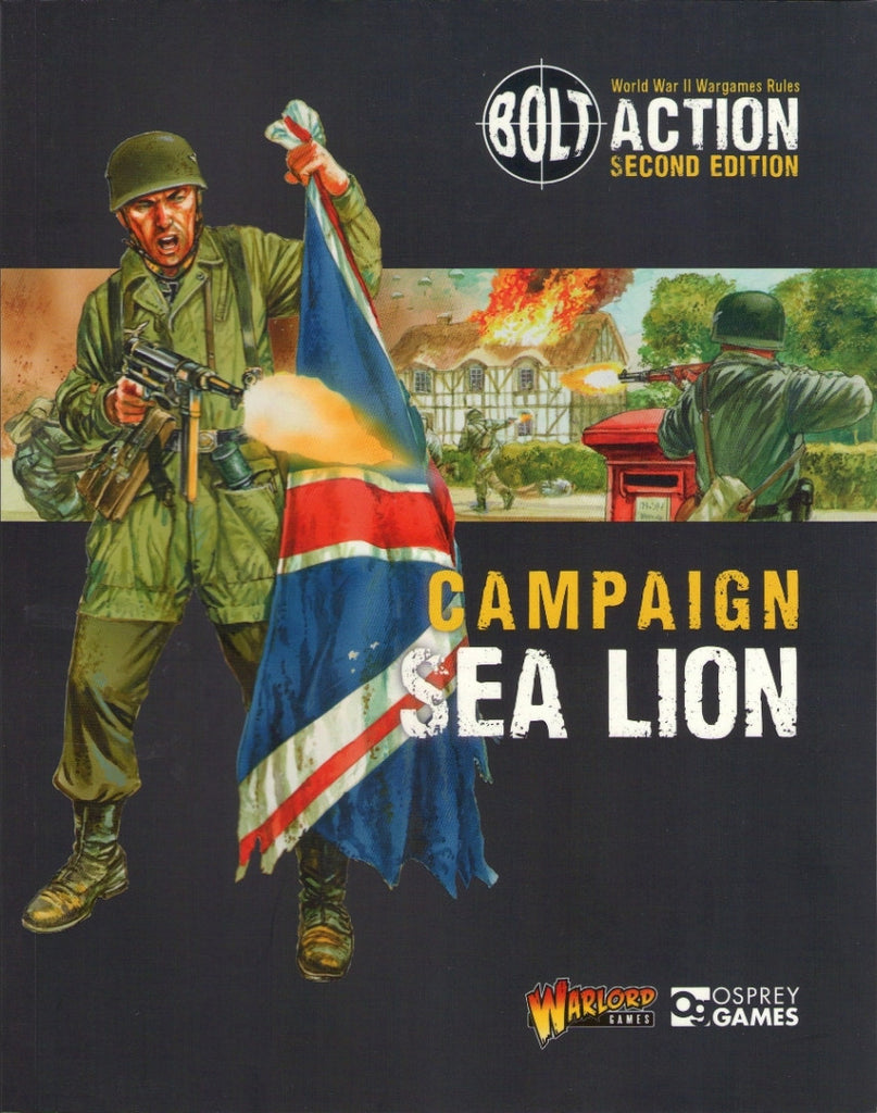 Bolt Action - Rules - Campaign Sea Lion