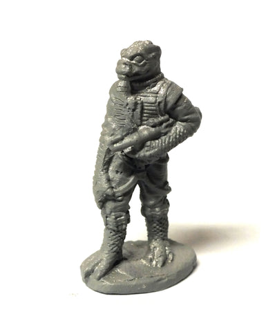 Star Wars - Bossk (West End Game) Bounty Hunters - 25mm - SW26
