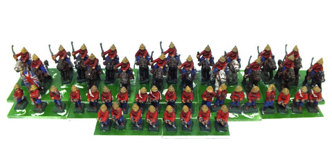 British army (1877-1881) - painted - 15mm