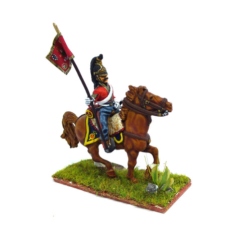 British line dragoon (good painted) - 28mm