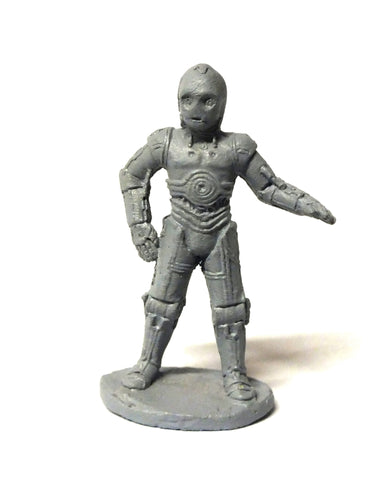 Star Wars - C-3PO (West End Game) Heroes of the rebellion - 25mm
