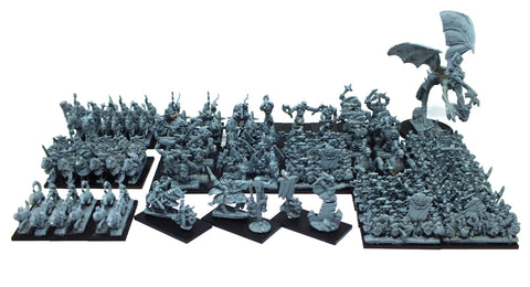 Warmaster - Chaos Army - 10mm