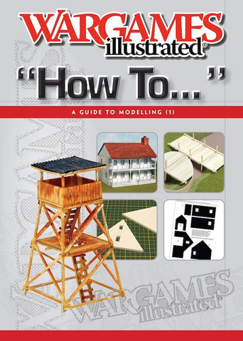 "Book - Wargames Illustrated - ""How To..."""